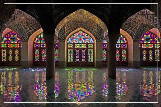 Nasir Mosque in Shiraz, Iran | anakegoodall: http://anakegoodall.wordpress.com/2012/07/23/nasir-mosque-in-shiraz-iran/