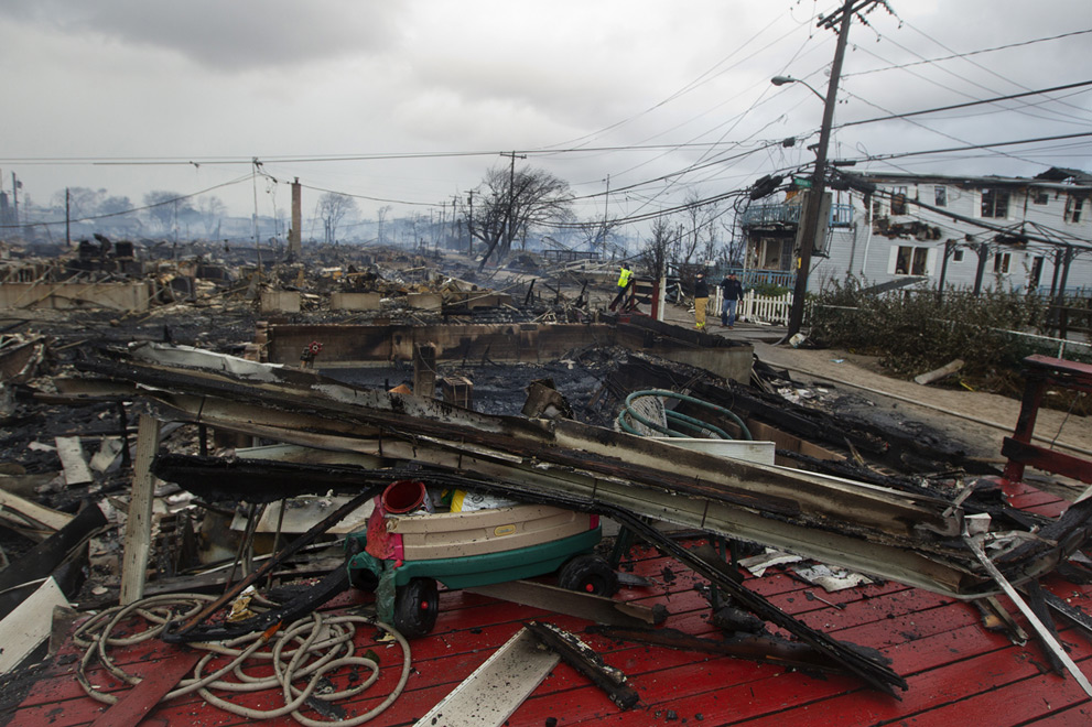 an introduction to the impact of hurricane sandy Page executive summary v introduction and purpose 1 business impact of  hurricane sandy 4 impact of hurricane sandy on new jersey travel and  tourism.