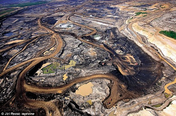 Fort McMurray (AB) Canada  city pictures gallery : ... Aurora tar sand mine at Fort McMurray, Alberta, Canada | anakegoodall