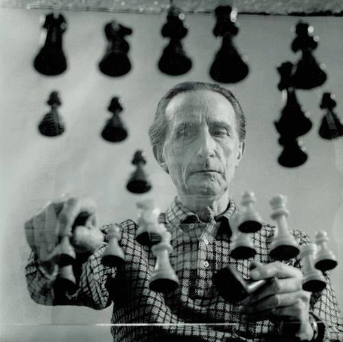 image credit: Marcel Duchamp 1958