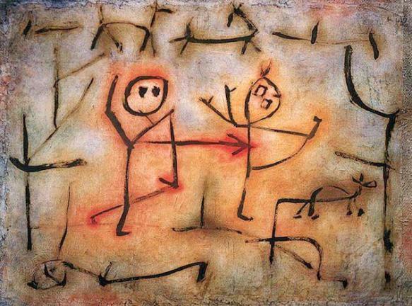 artist: Paul Klee