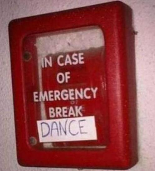 si - break dance