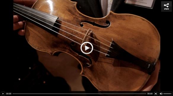 mu - Mozart's violin