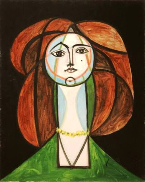 artist: Pablo Picasso 1946
