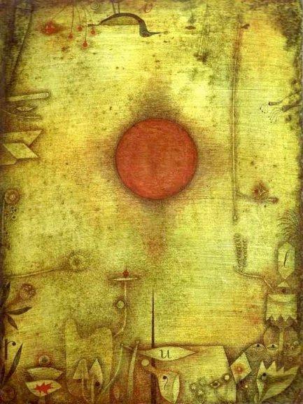 artist: Paul Klee 1930