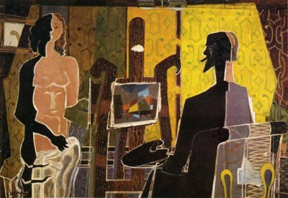 artist: Georges Braque 1939