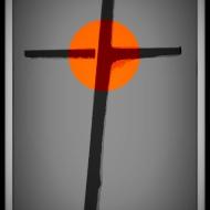 Cardboard Cross third eye