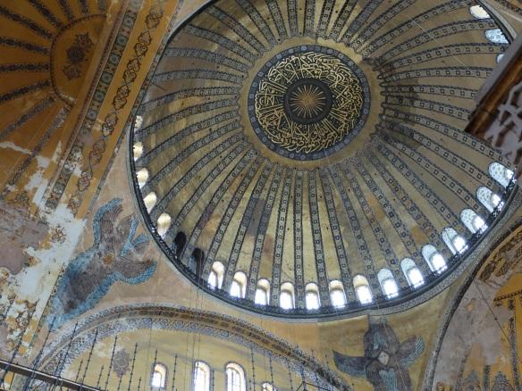 image credit: Anake Goodall, Hagia Sofia - Istanbul 2013