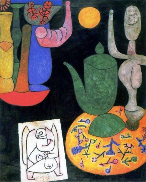 artist: Paul Klee 1940