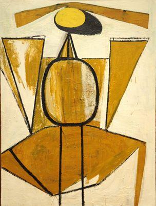 artist: Robert Motherwell 1947