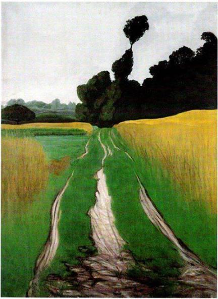 artist: Félix Vallotton 1914