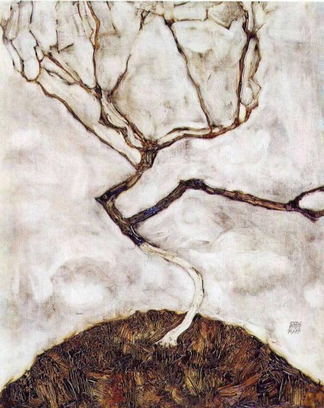 artist: Egon Schiele 1911