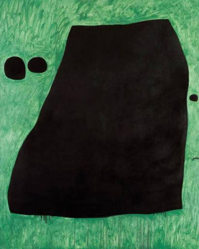 artist: Joan Miró 1974