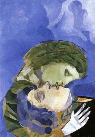 artist: Marc Chagall 1913