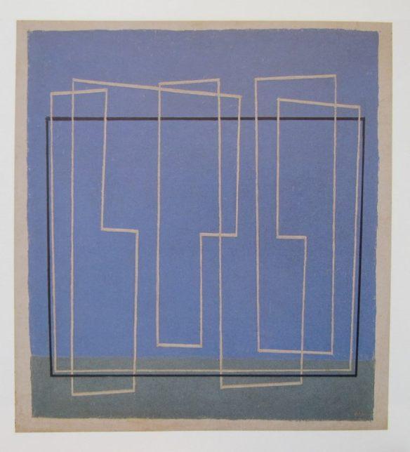artist: Josef Albers 1936
