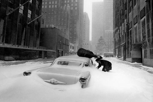 image credit: Robert Doisneau, New York 1960