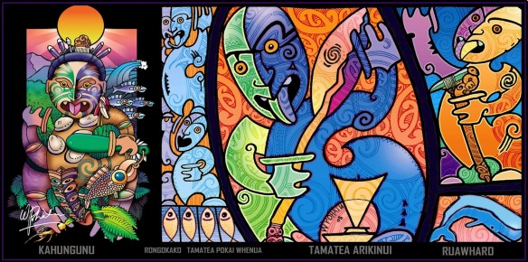artist: Warren Pohatu