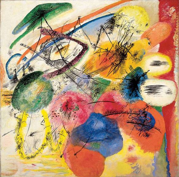 artist: Wassily Kandinsky 1913