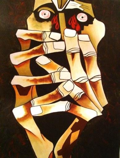 artist: Oswaldo Guayasamín