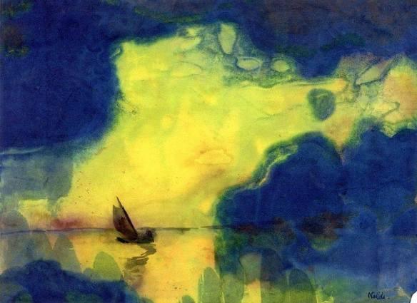 artist: Emil Nolde, n.d.