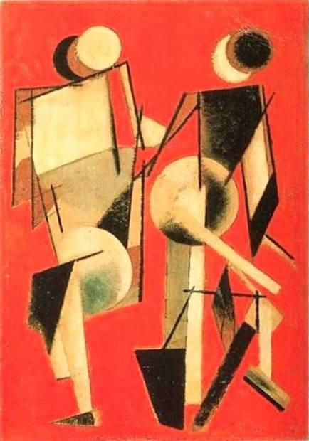 artist: Varvara Stepanova, 1920