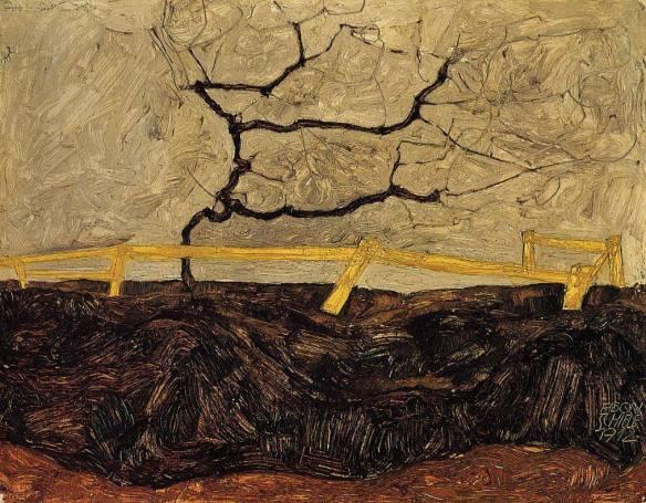 artist: Egon Schiele 1912
