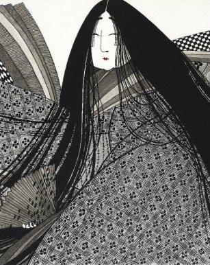 artist: Murasaki Shikibu