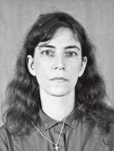 Patti Smith, late 1970s