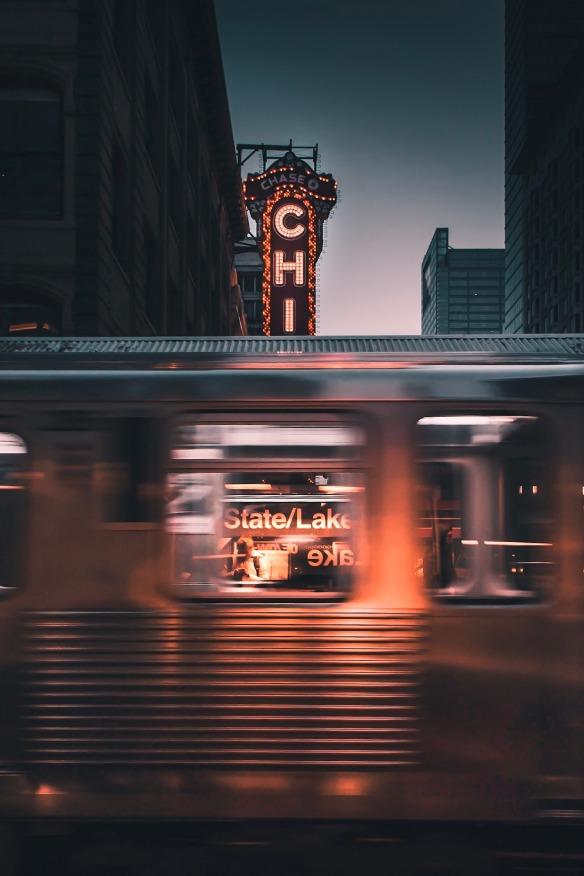 im - neon photo. Andrew Glatt, Chicago