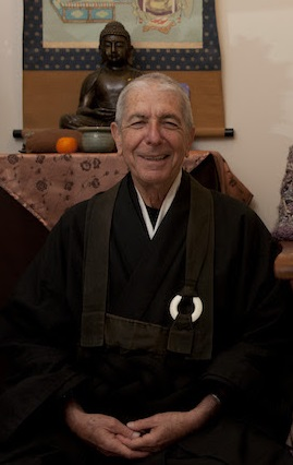 poetry - Poetry is just the evidence of life. If your life is burning well, poetry is just the ash. Leonard Cohen - robed zen
